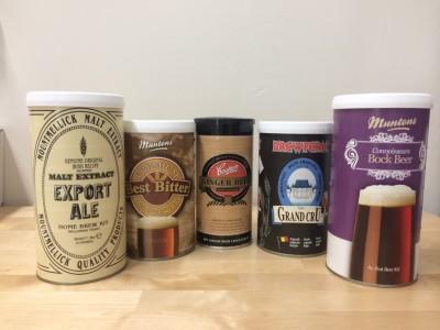 Canned Kits
