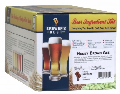 BB Honey Brown Ale Kit
