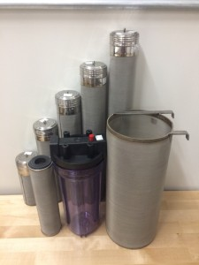 Hop Filters and Funnels