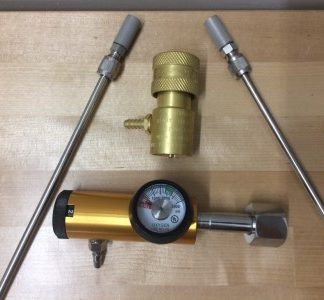 Wort Aeration and Filtering