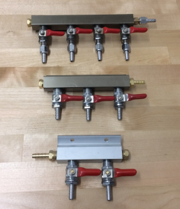 Gas Distributors/Manifolds