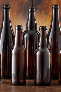 Beer, Cider and Soda Bottles
