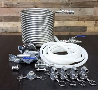 Hardware Fittings, Tubing, Pumps