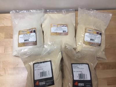 DME (Dry Malt Extract)