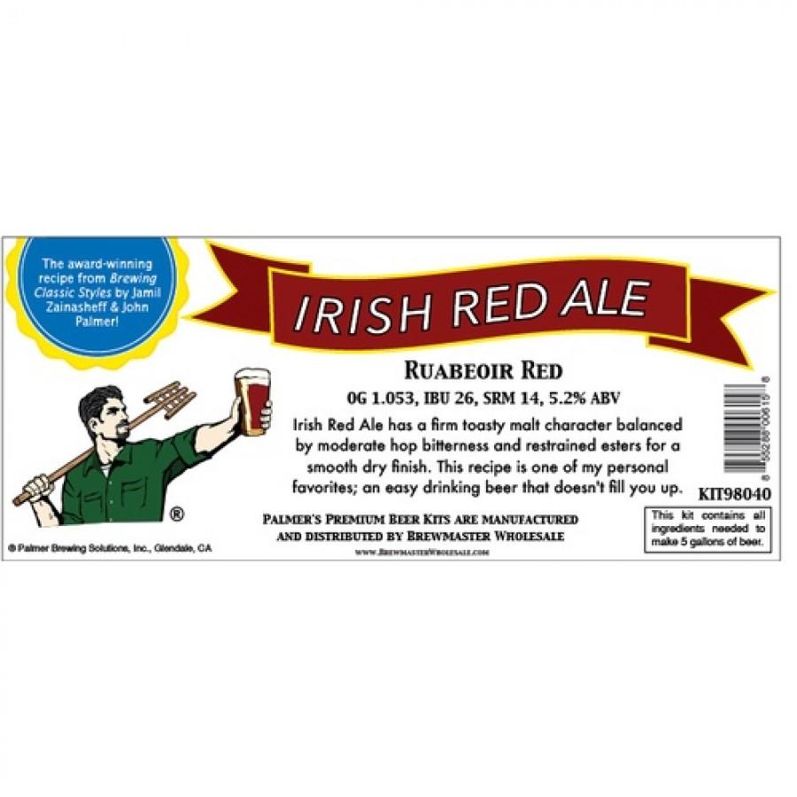 Palmer Beer Kit-Ruabeoir Irish Red Ale