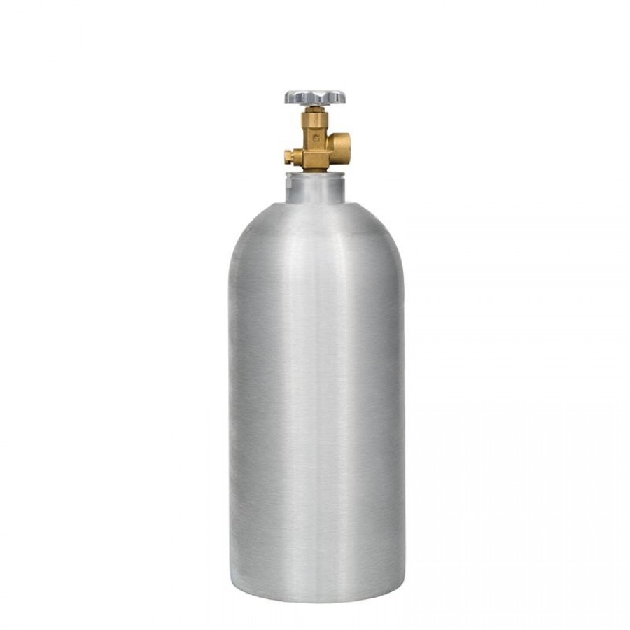 CO2 and N2 Tanks - Quirky Homebrew Supply